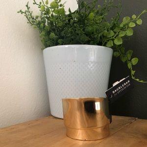 [BaubleBar] Thick Gold Raised Cuff Bracelet